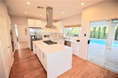 Henderson Single Family Home For Sale: 2510 Mesa Verde Terrace