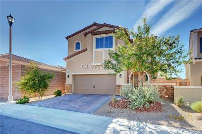 Henderson Single Family Home For Sale: 1097 Strada Pecei