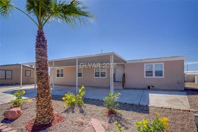 Las Vegas Manufactured Home Under Contract - No Show: 2551 Edgemere Way
