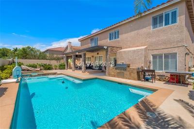 Las Vegas Rental For Rent: 9817 Sonora Bend Avenue