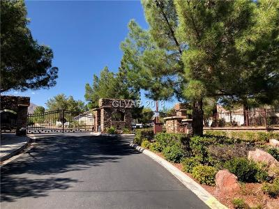 Las Vegas Condo/Townhouse For Sale: 10321 Pacific Summerset Lane