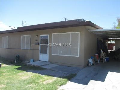 Las Vegas Single Family Home For Sale: 3181 Ferndale Street