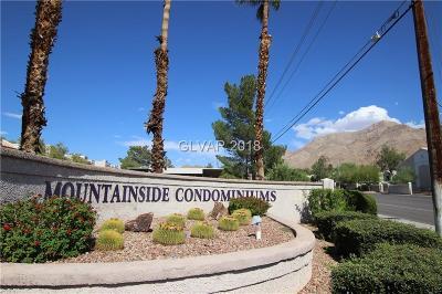 Las Vegas Condo/Townhouse For Sale: 6800 East Lake Mead Blvd Boulevard #1024