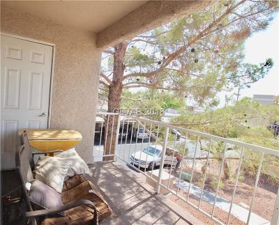 Las Vegas Condo/Townhouse For Sale: 6800 East Lake Mead Boulevard #2032
