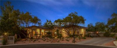 Henderson, Las Vegas Single Family Home For Sale: 1610 Pine Street