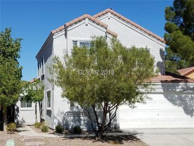 Las Vegas NV Single Family Home For Sale: $269,900