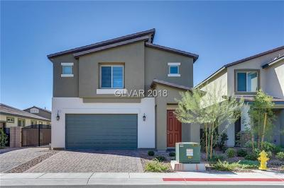 Las Vegas NV Single Family Home For Sale: $437,000