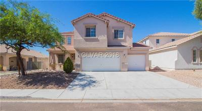North Las Vegas Single Family Home For Sale: 5245 Coral Hills Street