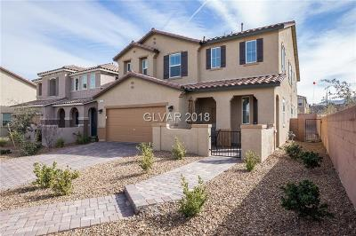 Henderson Single Family Home For Sale: 2134 Emyvale Court