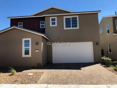 Henderson NV Single Family Home For Sale: $470,283