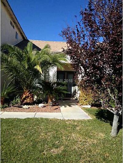 Las Vegas Single Family Home For Sale: 4425 Rockaway Beach Street
