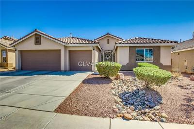 North Las Vegas Single Family Home For Sale: 7130 Goldfield Street