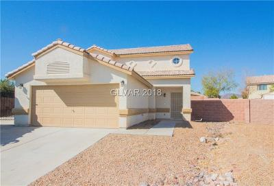 Henderson Single Family Home For Sale: 731 Booted Eagle Street