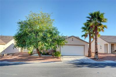 NORTH LAS VEGAS Single Family Home For Sale: 913 Dulcet Drive