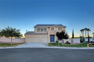 Las Vegas Single Family Home For Sale: 8404 Jumpers Bridge Street