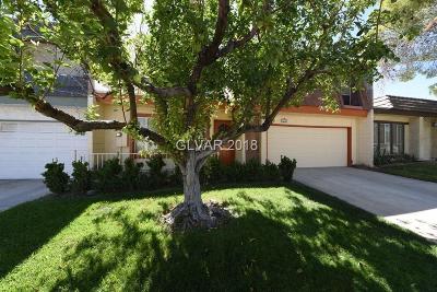 Las Vegas Condo/Townhouse For Sale: 3359 Duchess Avenue