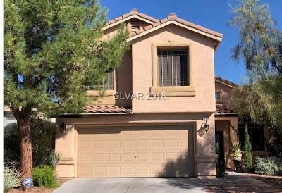 Las Vegas Single Family Home For Sale: 10444 American Falls Lane
