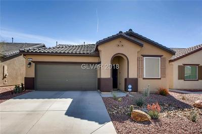 North Las Vegas Single Family Home For Sale: 5812 Clear Haven Lane