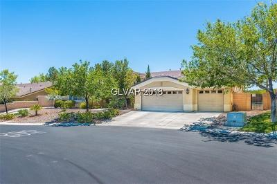 Las Vegas Single Family Home For Sale: 8109 Planting Fields Place