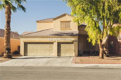 Las Vegas NV Single Family Home For Sale: $305,000