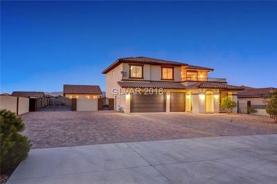 Las Vegas Single Family Home For Sale: 9120 West Tropical