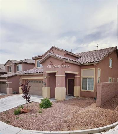 North Las Vegas Single Family Home For Sale: 5137 Teal Petals Street