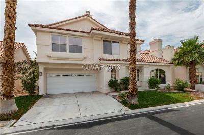 Las Vegas Single Family Home For Sale: 4908 Forest Oaks Drive
