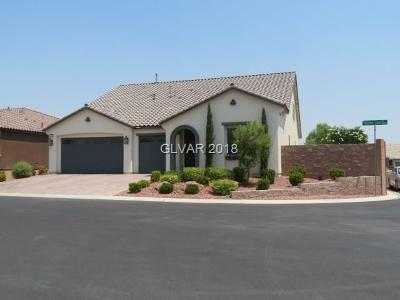 Las Vegas Single Family Home For Sale: 4228 Helena Cove Court