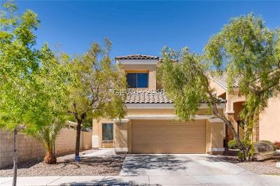 Las Vegas Single Family Home For Sale: 6857 Campbell Road