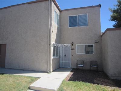 Las Vegas Condo/Townhouse For Sale: 567 Rox 567 Roxella, C Lane #C