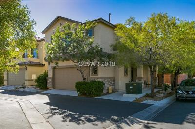 Las Vegas Single Family Home Under Contract - No Show: 9621 Wildherd Avenue