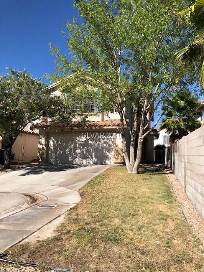Las Vegas Single Family Home For Sale: 10071 Edwardian Street