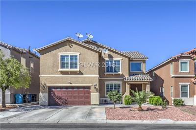 Las Vegas Single Family Home For Sale: 9702 Hawk Cliff Avenue