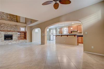 Henderson Single Family Home For Sale: 1633 White Mesquite Place
