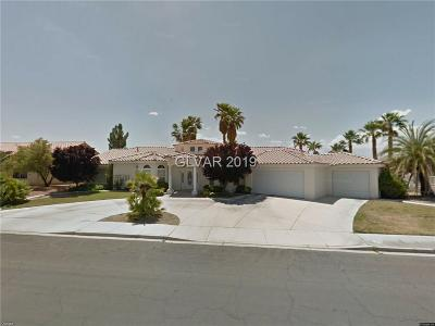 Henderson NV Single Family Home For Sale: $460,000