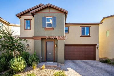 Las Vegas Single Family Home For Sale: 9537 Northvale Court