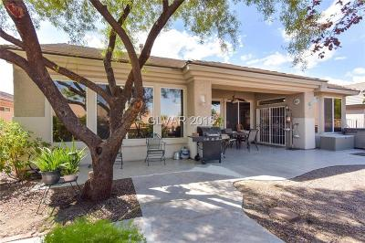 Henderson Single Family Home For Sale: 484 Eagle Vista Drive