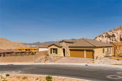 Las Vegas Single Family Home For Sale: 3915 Statuary Court
