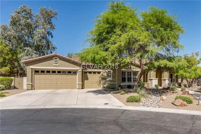 Las Vegas Single Family Home For Sale: 276 Ivywood Court