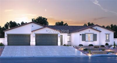LAS VEGAS Single Family Home For Sale: 136 Shaded Up Avenue