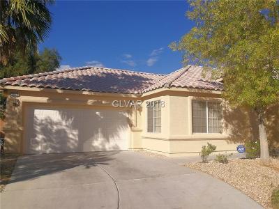 Las Vegas Single Family Home For Sale: 2622 Rimpacific Circle