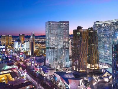 Resort Condo At Luxury Buildin High Rise For Sale: 3750 Las Vegas Boulevard #2511