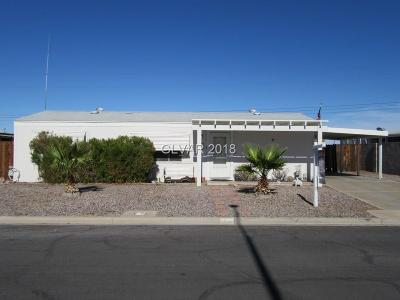 Henderson Manufactured Home Under Contract - Show: 603 Diamond Drive
