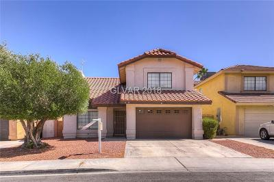 Henderson Single Family Home For Sale: 132 Primero Way