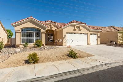Las Vegas Single Family Home For Sale: 304 Vista Glen Street