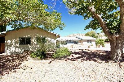 Boulder City Single Family Home For Sale: 308 La Plata Place