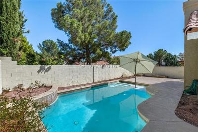 Las Vegas Single Family Home For Sale: 3320 Haven Beach Way