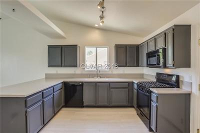 NORTH LAS VEGAS Single Family Home For Sale: 3503 Lonesome Wolf Court