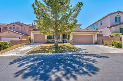 LAS VEGAS Single Family Home For Sale: 10109 Foxtail Pine Avenue
