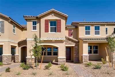 Henderson NV Condo/Townhouse For Sale: $315,000